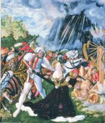 Lucas Cranch et son temps, exposition, musée du Luxembourg, peinture de la Renaissance, arts