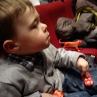 écriture, anecdote grand-mère, siège bébé, piège