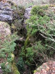 garagaïs,géologie,bras,plateau calcaire et dolomitie,ra