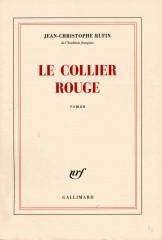roman, écriture, note de lecture, Jean Christophe rufin
