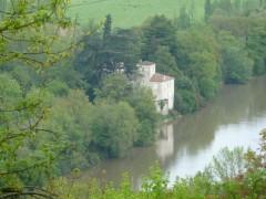 Lot, Tarn, Lot et Garonne, hydrographie, carnet de voyage, p