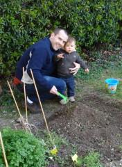 nature, jardinage, découverte, semis