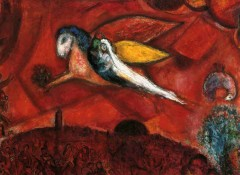 marc chagall, peinture, photos, musée du luxembourg