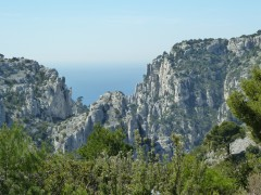marseille, calanque, Nature, marche, photo, écriture