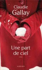lecture, roman, Claudie Gallay, littérature française