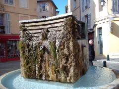Aix en provence, L'art à l'endroit, photos d'Aix, chronique des visites