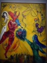 Marc Chagall, musée du luxembourg, photos, peinture