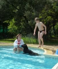 piscine,saison,journal,vie, chauffage