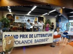 littérature, nouvelles, Hyères, Prix Yolande Barbier, serge Casoetto