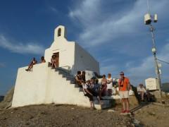 Carnet de voyage, croisière, îles Cyclades,grèce, Caïque
