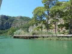 Récit de voyage, nouvelle, écriture, Turquie, vacances, visite, archéologie marine