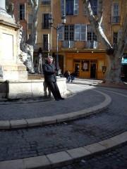 Aix en provence, l'art à l'endroit, photos d'Aix en provence, chronique