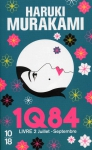 1Q84, haruki murakami, roman japonais, science fiction, fantastique