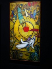 marc Chagall, peinture, photo