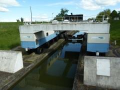 pente d'eau, navigation fluviale,
