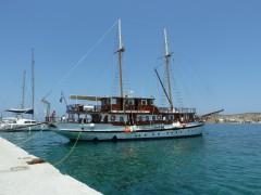 Les Cyclades, Grèce, les îles mythologiques, croisière, caïque, carnet de voyage