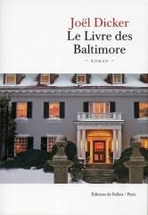 Joel dicker, éditions de Fallois, roman francophone, littérature contemporaine, suspense